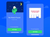 HOTSHOT — No match found screen options