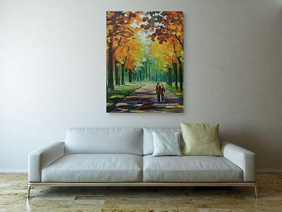Art & Sofa Mockup - 03