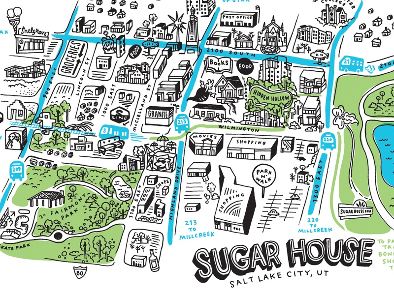 Zip Code Breakdown: 84105 – Sugar House, Utah 2016