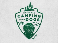 Camping With Dogs Day
