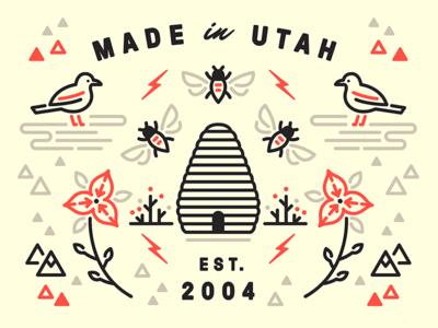 Experticity Mural—Utah