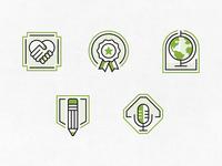 SCBWI Icons
