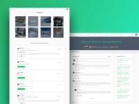 Forum Redesign concept