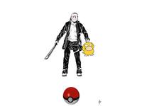 Pokemon go maniac