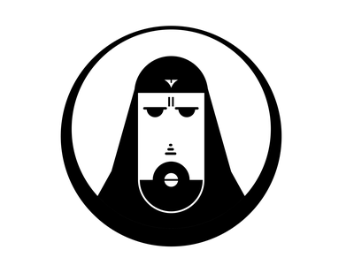 Milan Fras slovenia face portrait vector illustration liabach