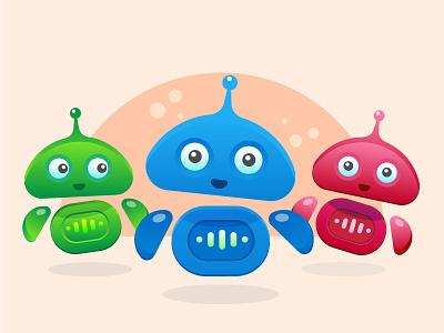 Answer Bots icon illustration