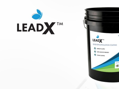 LeadX Label Design product branding brand design design inspiration graphic design brand collateral label design