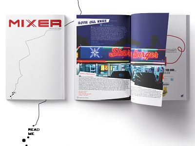 Magazine Cover and Layout Design design creative graphic design