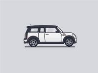 Mini Cooper - Polished