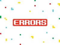 Errors Logo