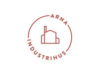 Arna industrihus Logo