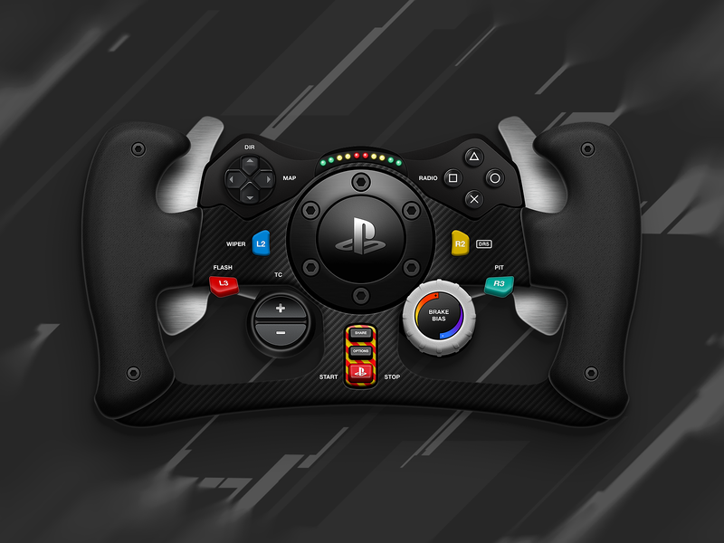 Logitech G29 Wheels gaming ps4 controller logitech steering wheel racing wheel