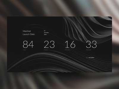 Counter count countdown timer