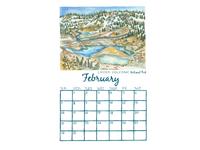 National Park Edition 2 Calendar