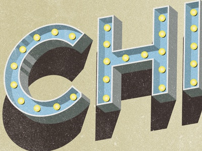 Playing with More Letters typography design lettering type vintage
