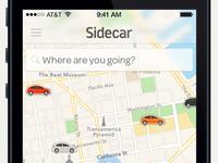Sidecar iOS 7 Launch Proposal