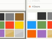 "Custom Color Picker ""Keyboard"" ios custom keyboard color picker palette sidecar"