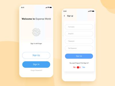 Expense - Expense Mobile App