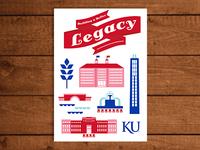 KU Post Card