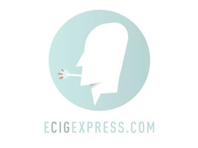 ecigexpress ecig cigarette gradients light minimal