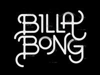 Billabong type stuff