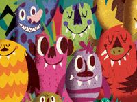 More Zeez Monsters