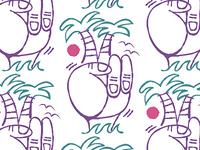 Palm peace