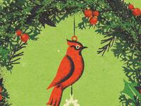Holiday Cardinal