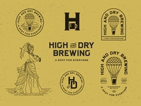 High and Dry Brewing Elements