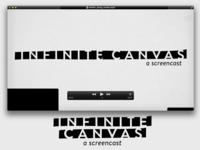 Infinite Canvas: A Screencast – Critique?