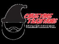 Santa's Beard Oil – A Label
