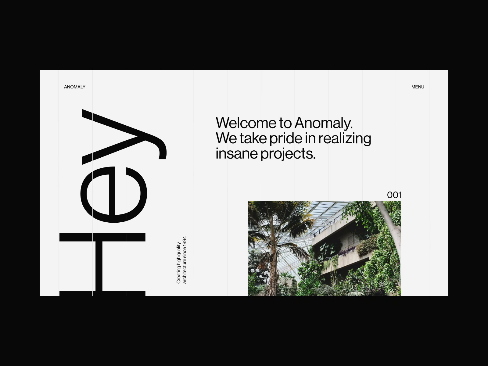 Anomaly Home