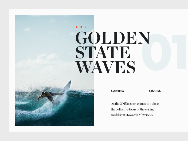 The Golden State Waves