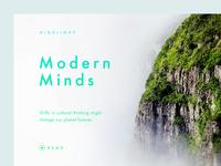 Modern Minds