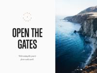 Gates large