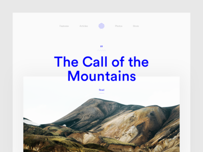 The Call of the Mountains