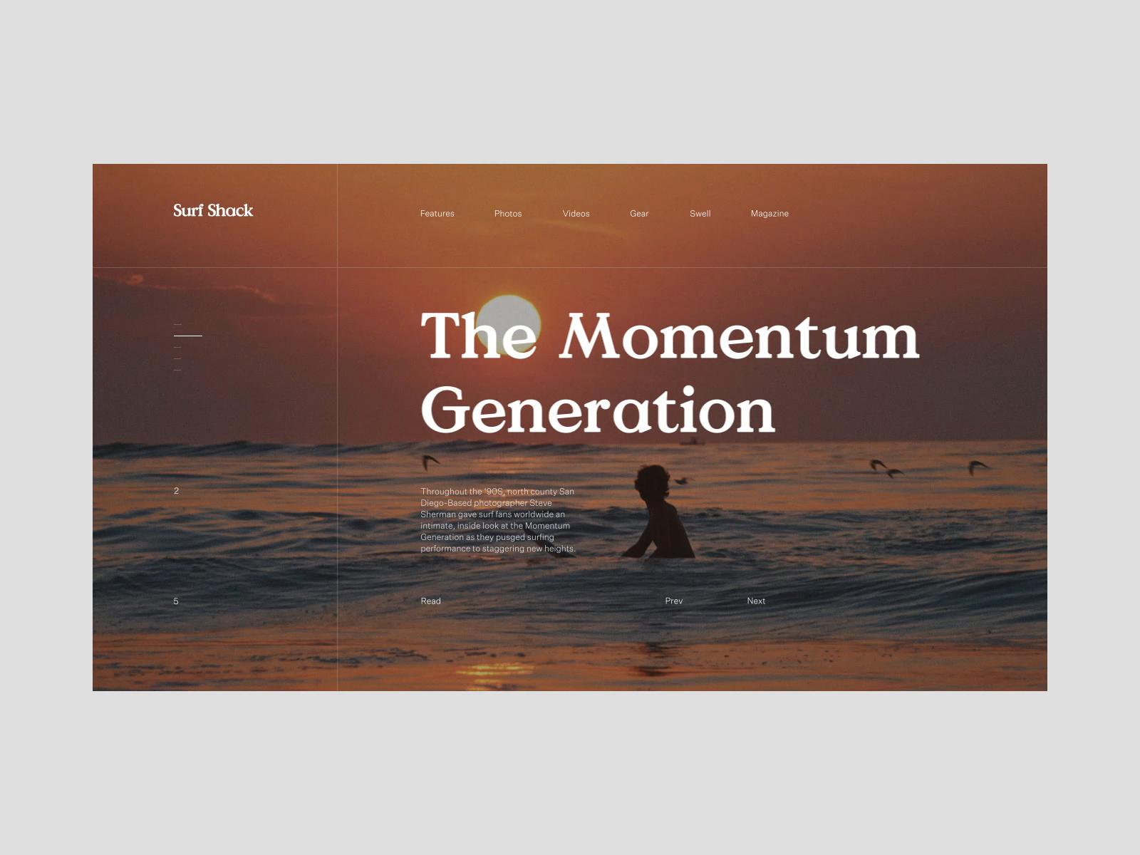 Surf Shack Article