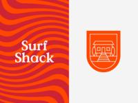 Surf Shack Branding