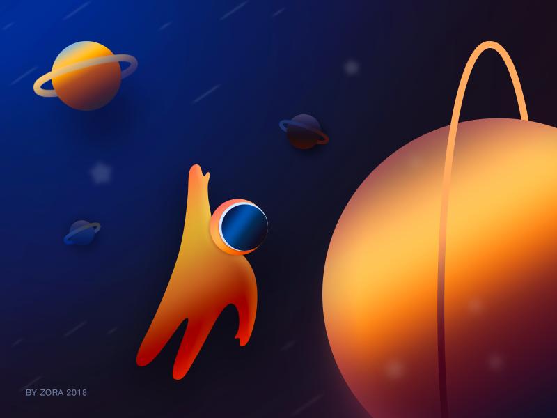 Space roaming