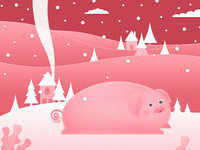 Happy New Earth Pig Year!