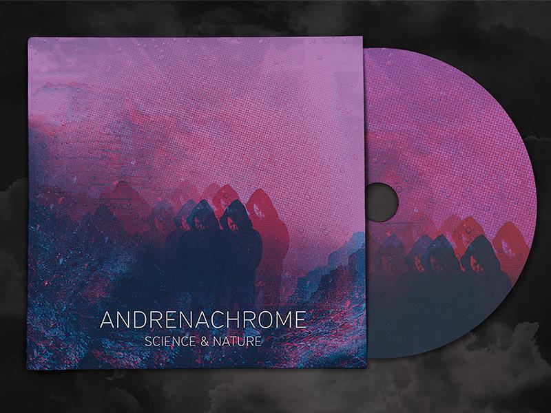 Andrenachrome Cd Artwork artwork music cd