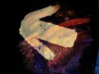 Arrow - back of ep art