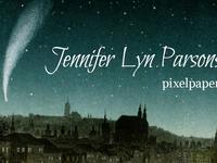 pixelpaperyarn business card