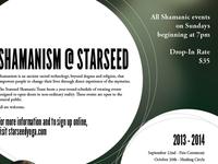 Shamanism Poster