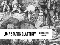 Luna Station Quarterly cover