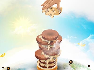 Burger burger game trashed