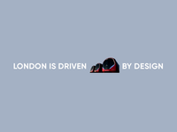 London is driven by Design