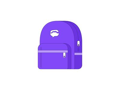 TexNow Students and Intership web design vector illustration branding