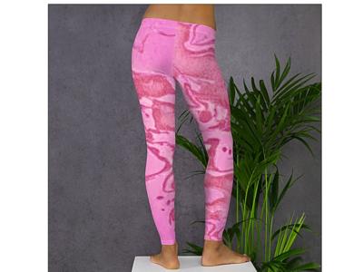 Bubblegum - women's leggings