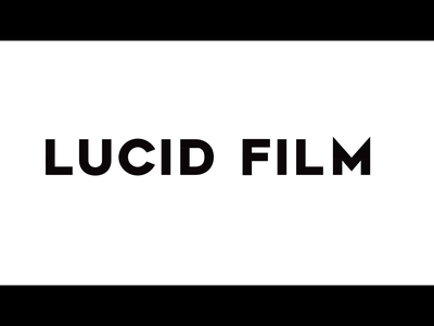 Branding for Lucid Film production studio by Y Agency minimal animation ux ui typography brand logotokyo logousa logodesign brandinglondon brandingnewyork design branding logo